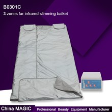 B0301C Wholesale Infrared Thermal Slimming Blanket for body health