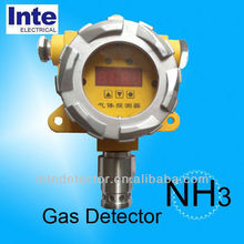 online AMMONIA concentration detector NH3 Sensor gas toxicity
