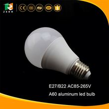 Nano-ceramic housing energy saving e27 led light bulb 7w E27 led bulb