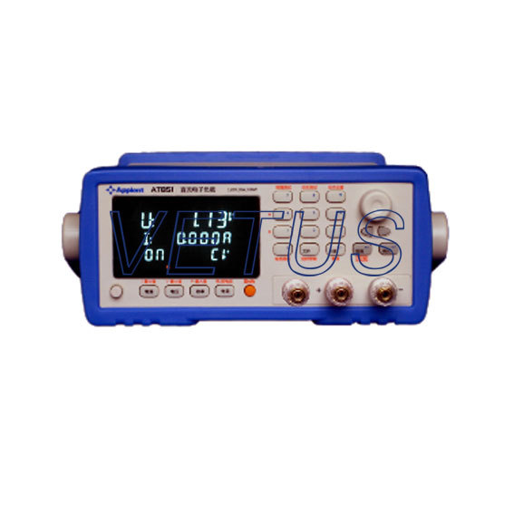 AT851 Battery Tester transit test function, list function and comprehensive test function