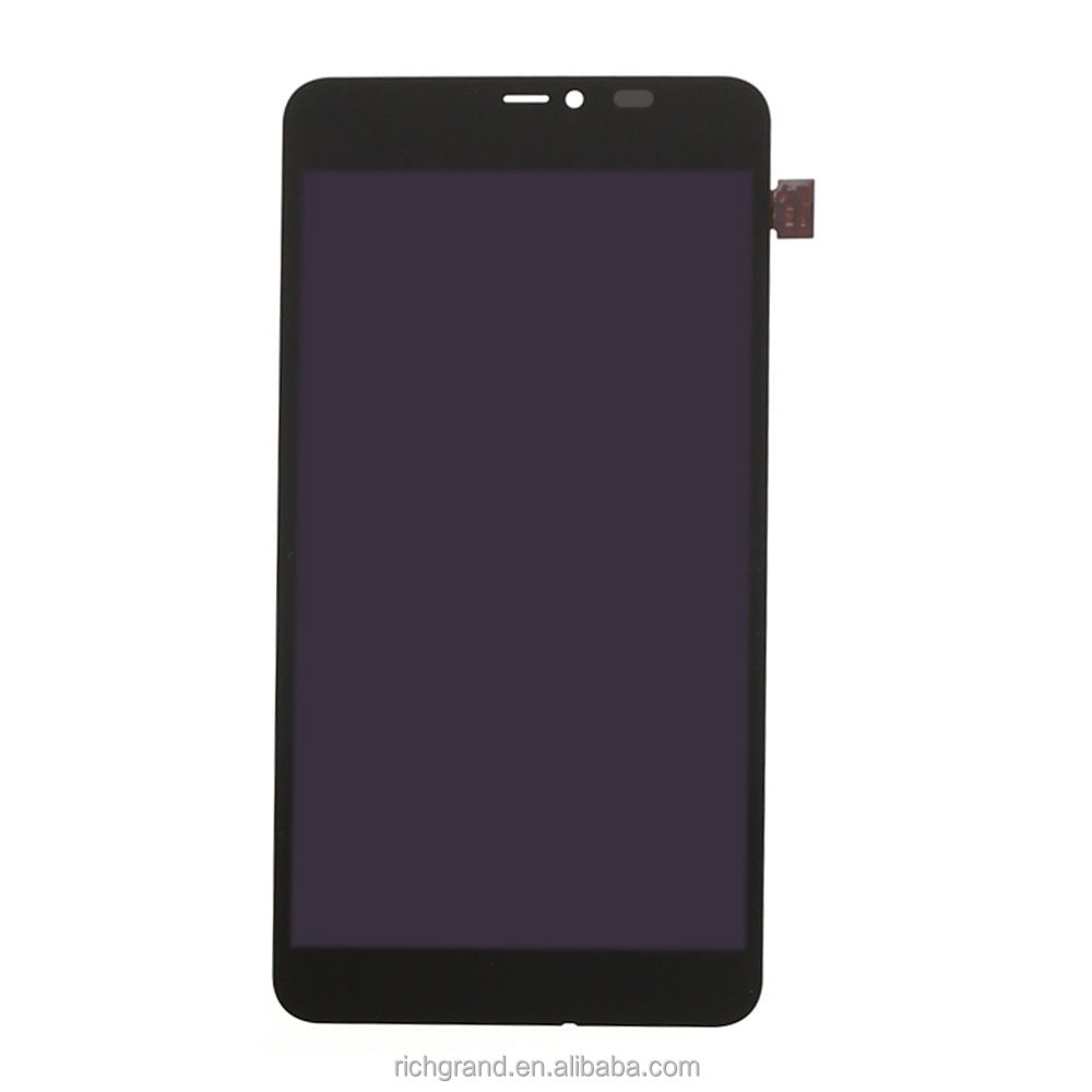 High Quality Mobile Phone Replacement For Microsoft Lumia 640 XL LCD TouCH Glass Panel Digitizer Assembly.