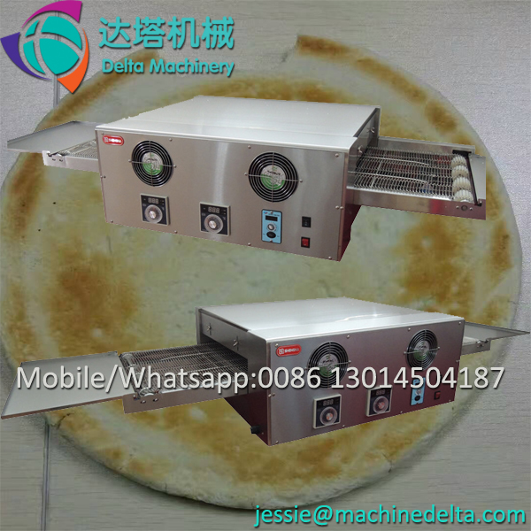 Professional arabic restaurant bread baking oven with gas or electric heating for sale