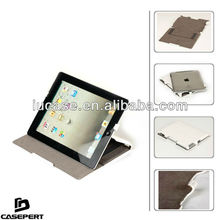 Premium PU leather Stand Tablet Case cover for iPad air 2