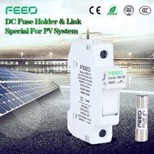 Solar PV protection little fuse holder low profile mini fuse micro auto fuse at liushi
