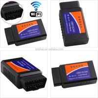 DIHAO Tech 2014 New Auto OBDII Code Reader ELM327 WIFI Wireless Supports All OBD2 Protocols wifi elm 327