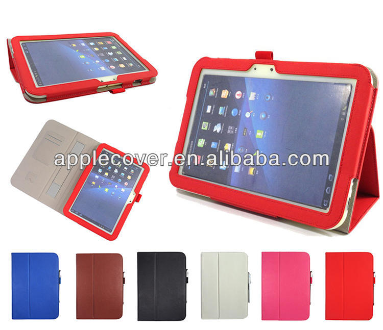 For Toshiba Regza AT500 Wallet Case with Handle & Stylus Pen