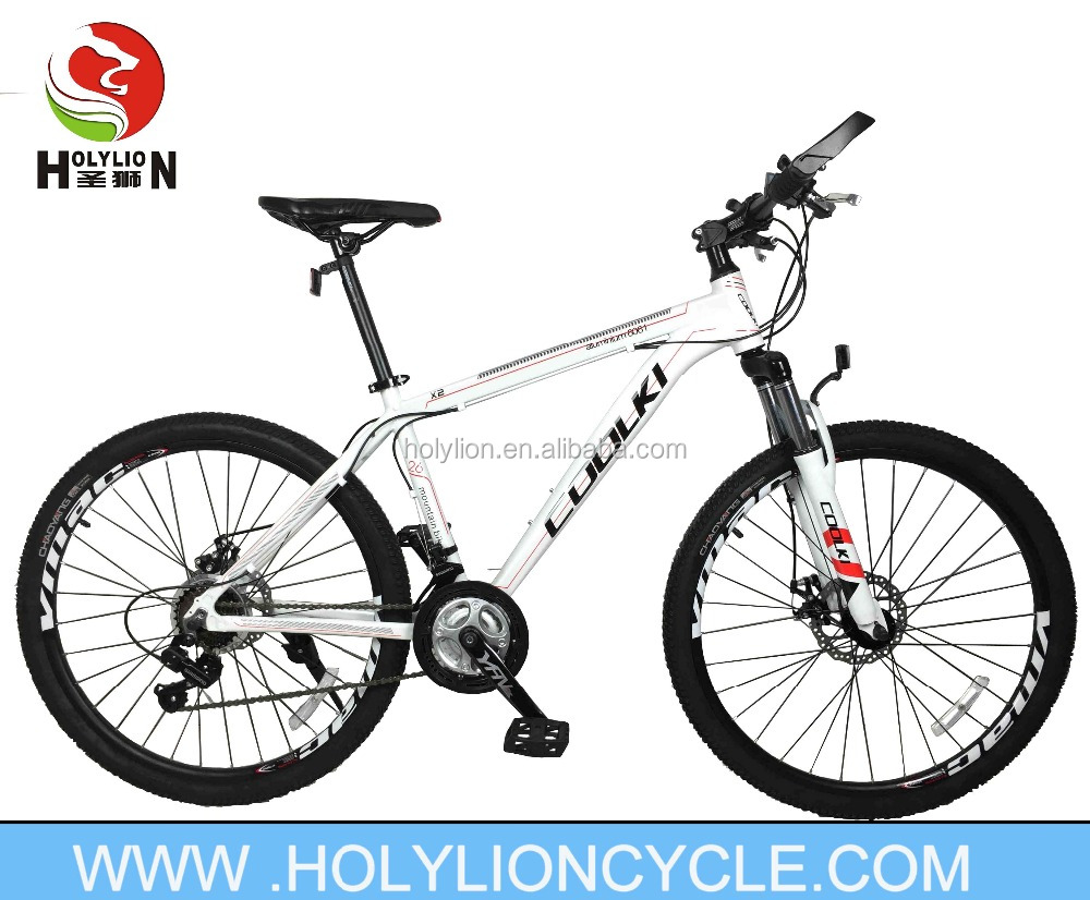 "Made in China factory 26"" wheel 21 speeds aluminum alloy mountain bicycle/bike MTB"