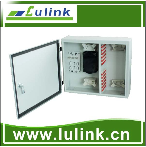 Wall type ODF distribution& fiber optic patch panel