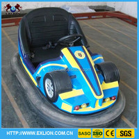 Most Attraction And Professional Amusement Rides Bumper Car Games For Sale
