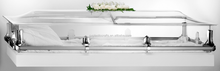 prix cercueil en verre funeral supply high quality cheap price coffin American glass casket