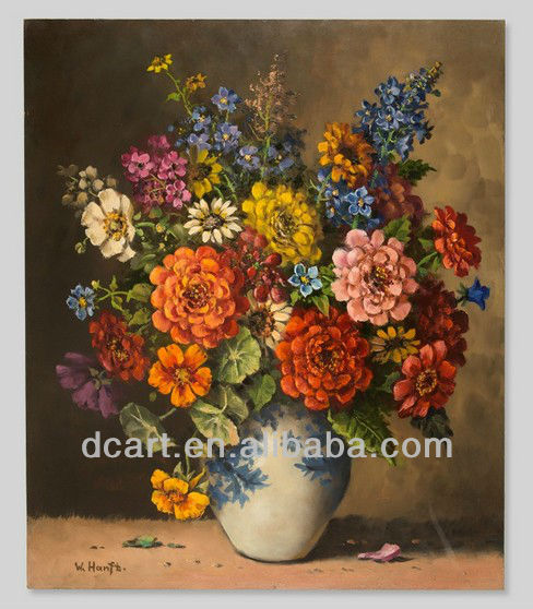 handpainted famous still life paintings reproduction