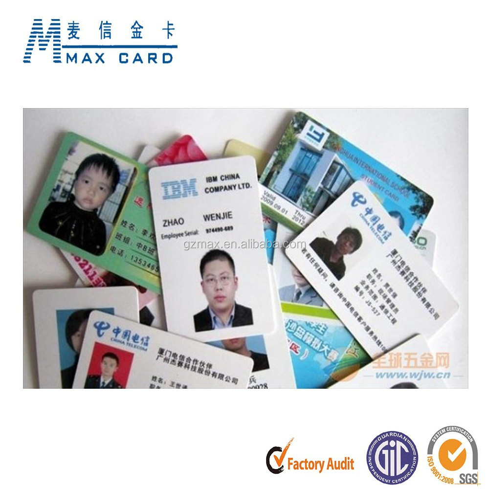 school photo ID smart card