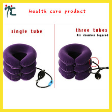 Massager Cervical Neck Traction Device For Neck Brace And Support