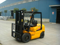 Diesel Forklift truck CPCD25 used toyota 3l engine