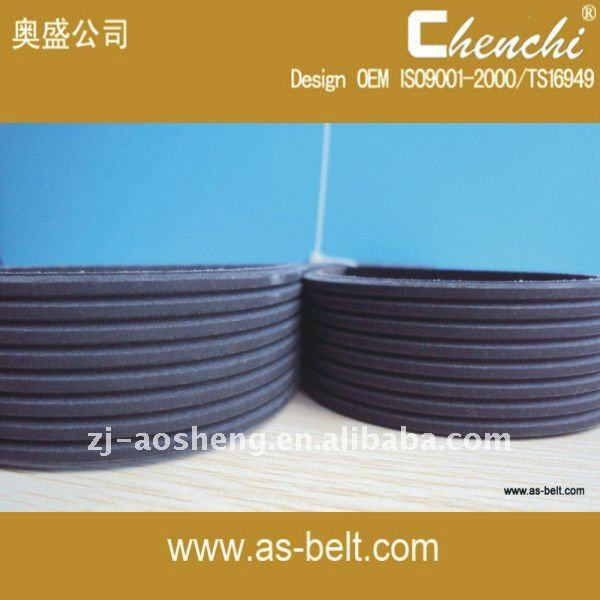 automotive genuine spare parts rubber belt timing OEM