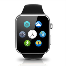 2017 New Smartwatch A9 Bluetooth Smart watch for Apple iPhone Samsung Android Phone relogio inteligente reloj smartphone watch