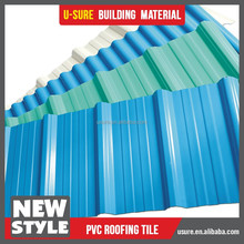 flexible transparent plastic sheet plastic roof tile