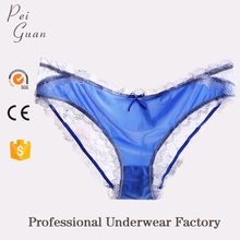 The latest trend hot sexy girl lace womens sexy so-en panties for sale
