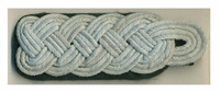 GERMAN OFFICER SHOULDER BOARDS FOR HIGHER RANKS