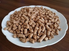 Wheat gluten feed pellets
