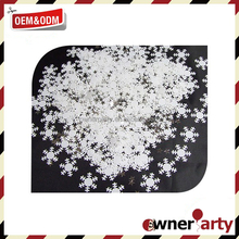 Different Shapes OEM Design Snowflake Table Confetti