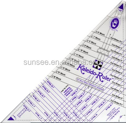 Geometry Triangle Ruler