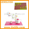 Silicone table protector pads, dining mats