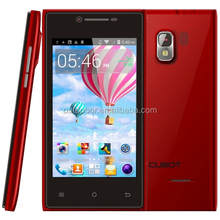 Cubot GT72+ 4.0 Inch IPS Screen Android 4.4.2 3G Smart Phone, MTK6572 Dual Core 1.2GHz