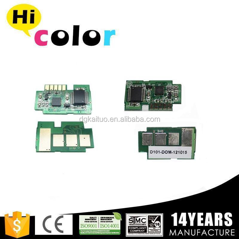 MLT-D101S toner reset chips for Samsung ml-2160 2165 2168 scx-3400 3405 3402