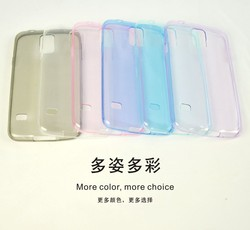 Alibaba wholesale cute ultrathin silicone case for samsung galaxy s3 mini i8190