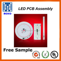 Electronic LED Rigid PCB Assembly/ Aluminum PCB for led lights