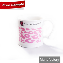 10 minutes quote various promotional decal ceramic mug