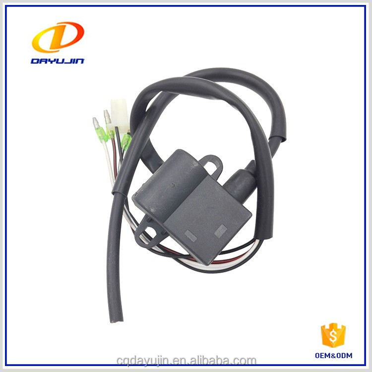XH90 Ignition Coil with Spark Plug CAP for Pakistan Honda Hero
