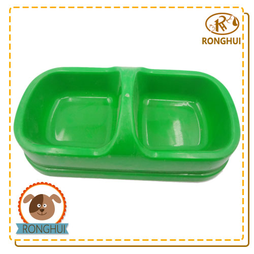 pet health products cheap plastic dog bowls
