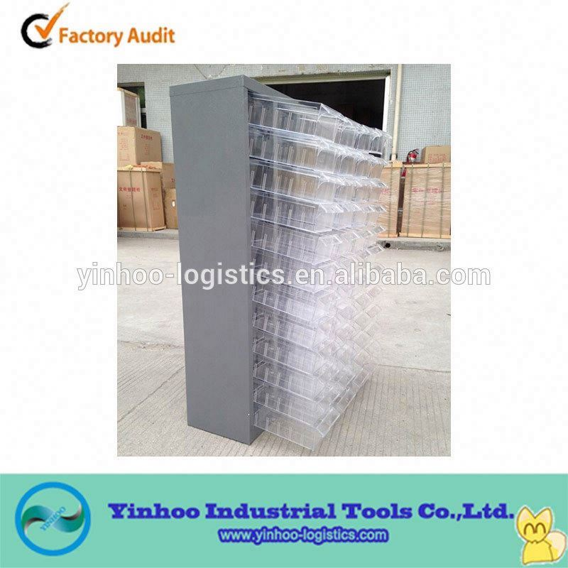 stackable warehouse divider rotating drawer and cabinet storage cabinet