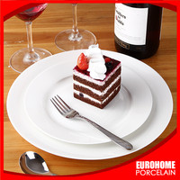 eurohome hall event restaurant wedding white cheap round kinds of plates