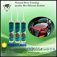 Best sealing ability weatherproof Neutral Dow Corning quality Rtv Silicone Sealant