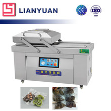 DZ-500/2SC vacuum packing machine for clothes vffs