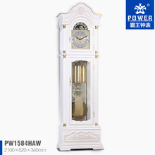 china standing German grandfather clock floor clock with mechanical German movement