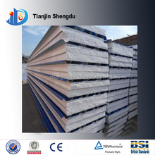 Construction materials concrete panel insulated panels price foam eps wall panels