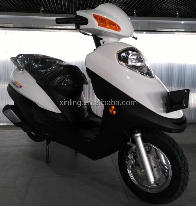 2017 Hot sale high power 150cc gas scooter wholesale