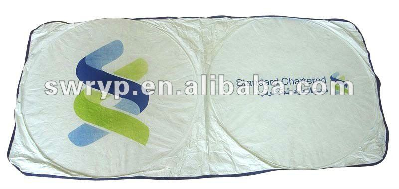 SW factory direct paper car sun shade
