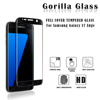 2016 New screen protector ! Ultra thin 0.2mm 9H Mobile phone Tempered Glass Screen Guard for Samsung galaxy s7 edge protector