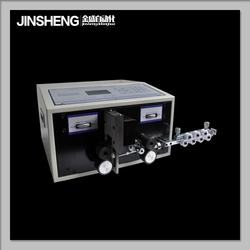 JSBX-1 digital electric wire db9 to vga cable stripping machine peeling equipment