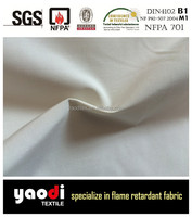 Super resistance high temperature and resistance to yellowing, waterproof Flame retardant Kevlar fabric for car cover
