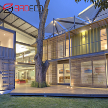 prefab homes CE and ISO certification prefab shipping container house