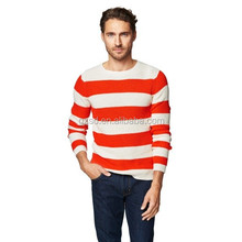 wholesale new design custom fashion high quality men sweater with low price