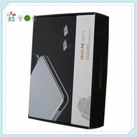 custom cardboard smart android tv router box/ router packaging box with Foam Insert China Manufacturer