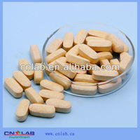 Hot sale high quality Vitamin C 1000mg(with rosehips white coated tablet)