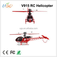 Christmas Best Gift V915 Helicopter With Camera 100cc RC Airplane Engine For Children